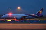 Cherry blossoms さんが、関西国際空港で撮影したタイ国際航空 787-8 Dreamlinerの航空フォト(飛行機 写真・画像)