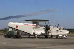 メンチカツさんが、入間飛行場で撮影した航空自衛隊 E-2C Hawkeyeの航空フォト(飛行機 写真・画像)