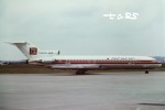 tassさんが、パリ オルリー空港で撮影したチュニスエア 727-2H3/Advの航空フォト(飛行機 写真・画像)