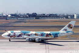 banshee02さんが、羽田空港で撮影した日本航空 747-146B/SR/SUDの航空フォト(飛行機 写真・画像)