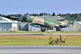 パンサーRP21さんが、茨城空港で撮影した航空自衛隊 RF-4E Phantom IIの航空フォト(飛行機 写真・画像)