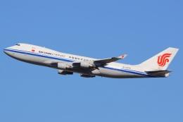 うとPさんが、成田国際空港で撮影した中国国際貨運航空 747-4FTF/SCDの航空フォト(飛行機 写真・画像)