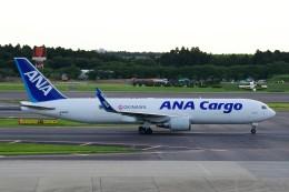 050813さんが、成田国際空港で撮影した全日空 767-316F/ERの航空フォト(飛行機 写真・画像)