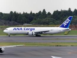 050813さんが、成田国際空港で撮影した全日空 767-381/ER(BCF)の航空フォト(飛行機 写真・画像)