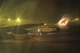 apphgさんが、西安咸陽国際空港で撮影したバンコクエアウェイズ 717-23Sの航空フォト(飛行機 写真・画像)