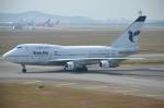 IL-18さんが、クアラルンプール国際空港で撮影したイラン航空 747SP-86の航空フォト(飛行機 写真・画像)