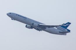 オポッサムさんが、香港国際空港で撮影したフィンエアー MD-11Fの航空フォト(飛行機 写真・画像)