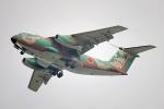 ちゃぽんさんが、入間飛行場で撮影した航空自衛隊 C-1の航空フォト(飛行機 写真・画像)