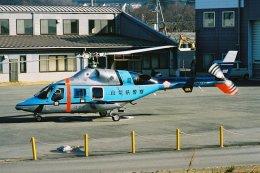 ゴンタさんが、双葉滑空場で撮影した山梨県警察 222の航空フォト(飛行機 写真・画像)