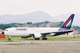 ゴンタさんが、福岡空港で撮影したマレーヴ・ハンガリー航空 767-27G/ERの航空フォト(飛行機 写真・画像)
