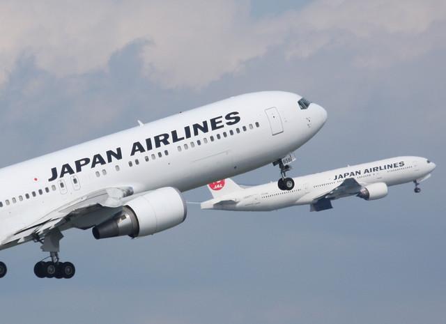 VIPERさんが、羽田空港で撮影した日本航空 767-346/ERの航空フォト(飛行機 写真・画像)