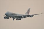 kuro2059さんが、香港国際空港で撮影したカーゴルクス 747-467F/SCDの航空フォト(飛行機 写真・画像)