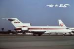 tassさんが、成田国際空港で撮影したミネベア NMB 727-22(F)の航空フォト(飛行機 写真・画像)