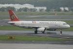 TAKA-Kさんが、成田国際空港で撮影したトランスアジア航空 A320-232の航空フォト(飛行機 写真・画像)