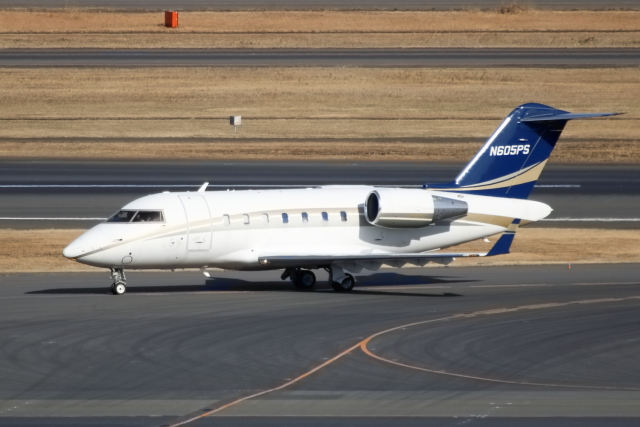 NANASE UNITED®さんが、羽田空港で撮影したプライベートエアの航空フォト(飛行機 写真・画像)