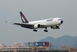tsubameさんが、福岡空港で撮影したマレーヴ・ハンガリー航空 767-27G/ERの航空フォト(飛行機 写真・画像)