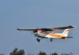 くーぺいさんが、喜界空港で撮影した北日本航空 172M Ramの航空フォト(飛行機 写真・画像)