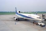 TRAVAIRさんが、鹿児島空港で撮影した全日空 L-1011-385-1 TriStar 1の航空フォト(飛行機 写真・画像)