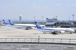 FLYING  HONU好きさんが、関西国際空港で撮影した全日空 777-381/ERの航空フォト(飛行機 写真・画像)