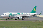 TRAVAIRさんが、茨城空港で撮影した春秋航空 A320-214の航空フォト(飛行機 写真・画像)
