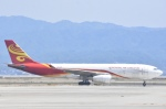 FLYING  HONU好きさんが、関西国際空港で撮影した香港航空 A330-243Fの航空フォト(飛行機 写真・画像)