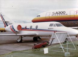 jji55さんが、入間飛行場で撮影したソニートレーディングインターナショナル Falcon 10の航空フォト(飛行機 写真・画像)