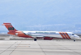 FLYING  HONU好きさんが、関西国際空港で撮影したエリクソン・エアロ・タンカー MD-87 (DC-9-87)の航空フォト(飛行機 写真・画像)