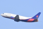 FLYING  HONU好きさんが、関西国際空港で撮影した広東龍浩航空 737-39P(SF)の航空フォト(飛行機 写真・画像)