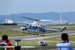 T.Sazenさんが、関西国際空港で撮影した海上保安庁 412EPの航空フォト(飛行機 写真・画像)