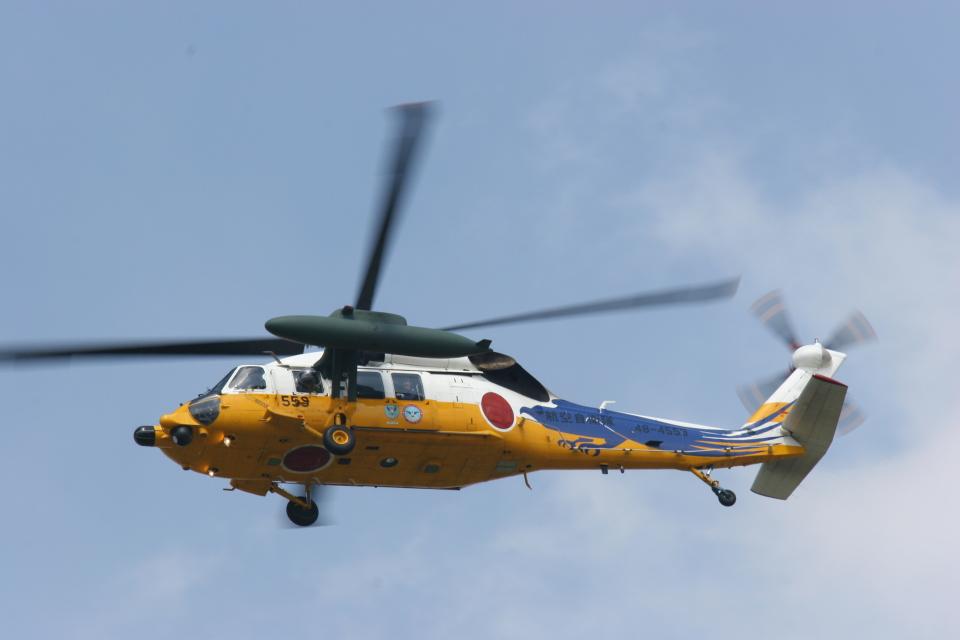 F-4さんの航空自衛隊 Mitsubishi UH-60J (48-4559) 航空フォト
