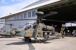 赤ちんさんが、下総航空基地で撮影した陸上自衛隊 AH-64Dの航空フォト(飛行機 写真・画像)