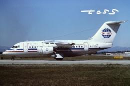 tassさんが、北京首都国際空港で撮影した中国西北航空 BAe-146-100の航空フォト(飛行機 写真・画像)