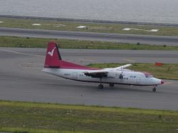 thomasYVRさんが、中部国際空港で撮影した中日本エアラインサービス 50の航空フォト(飛行機 写真・画像)