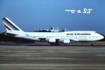 tassさんが、成田国際空港で撮影したエールフランス航空 747-428Mの航空フォト(飛行機 写真・画像)