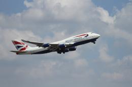 flyskyさんが、成田国際空港で撮影したブリティッシュ・エアウェイズ 747-436の航空フォト(飛行機 写真・画像)