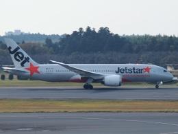 FT51ANさんが、成田国際空港で撮影したジェットスター 787-8 Dreamlinerの航空フォト(飛行機 写真・画像)