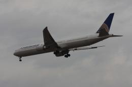 ゆう.さんが、成田国際空港で撮影したコンチネンタル航空 767-424/ERの航空フォト(飛行機 写真・画像)