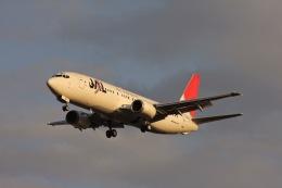 ゆう.さんが、成田国際空港で撮影したJALエクスプレス 737-446の航空フォト(飛行機 写真・画像)