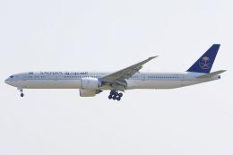 ladyinredさんが、RJAAで撮影したサウディア 777-3FG/ERの航空フォト(飛行機 写真・画像)