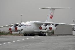 kekeさんが、アブダビ国際空港で撮影したGATS Airlins Il-76TDの航空フォト(飛行機 写真・画像)