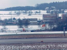 JA8037さんが、チューリッヒ空港で撮影したAero Jet SE-210 Caravelle 10B3 Super Bの航空フォト(飛行機 写真・画像)