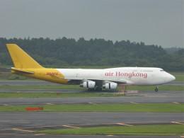 walker2000さんが、成田国際空港で撮影したエアー・ホンコン 747-467(BCF)の航空フォト(飛行機 写真・画像)