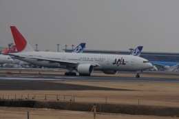 ゆう.さんが、成田国際空港で撮影した日本航空 777-246/ERの航空フォト(飛行機 写真・画像)
