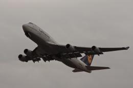ゆう.さんが、成田国際空港で撮影したルフトハンザドイツ航空 747-430の航空フォト(飛行機 写真・画像)