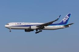 よんろくさんが、成田国際空港で撮影した全日空 767-381/ERの航空フォト(飛行機 写真・画像)