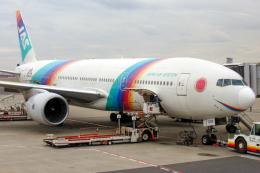 Mame @ TYOさんが、羽田空港で撮影した日本航空 777-289の航空フォト(飛行機 写真・画像)