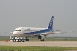 SAMBAR_LOVEさんが、佐賀空港で撮影した全日空 A320-211の航空フォト(飛行機 写真・画像)