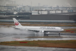 shimayanJPさんが、羽田空港で撮影した日本航空 767-346/ERの航空フォト(飛行機 写真・画像)