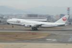 Love Airbus350さんが、福岡空港で撮影した日本航空 747-246Bの航空フォト(飛行機 写真・画像)