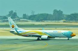 航空フォト:HS-DBZ ノックエア 737-800
